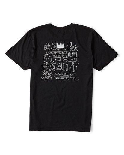 1 Testpress T-Shirt Black MT13TBTE Billabong