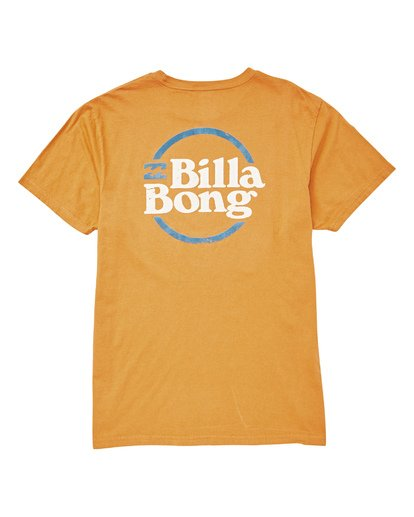 1 Cruise T-Shirt Orange MT13UBCR Billabong