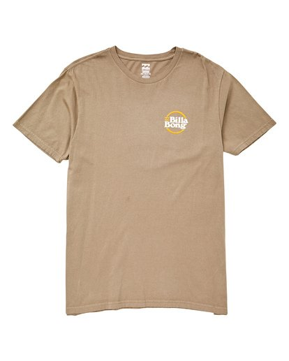0 Cruise T-Shirt  MT13UBCR Billabong