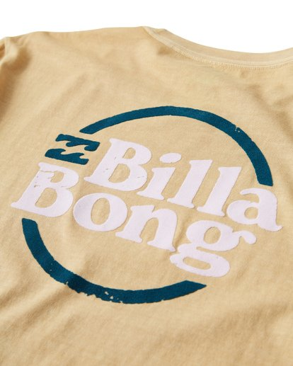 3 Cruise T-Shirt Beige MT13VBCR Billabong