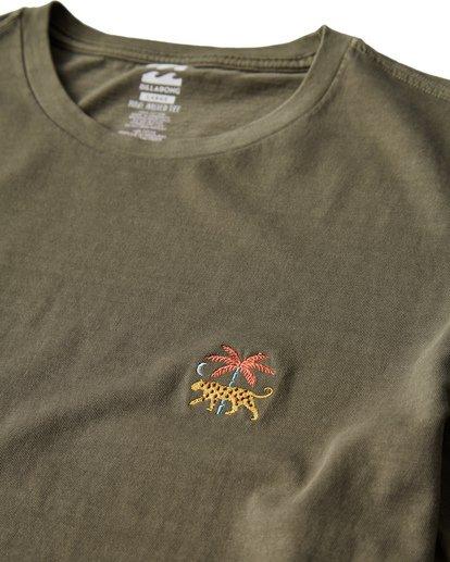 1 Jungle T-Shirt  MT13VBJU Billabong