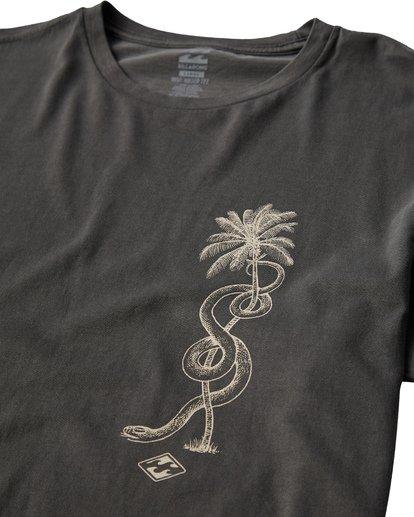 2 Nuwara T-Shirt Grey MT13VBNU Billabong