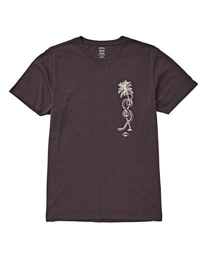 0 Nuwara T-Shirt Grey MT13VBNU Billabong