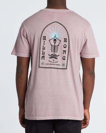 2 Shaman T-Shirt  MT13VBSH Billabong