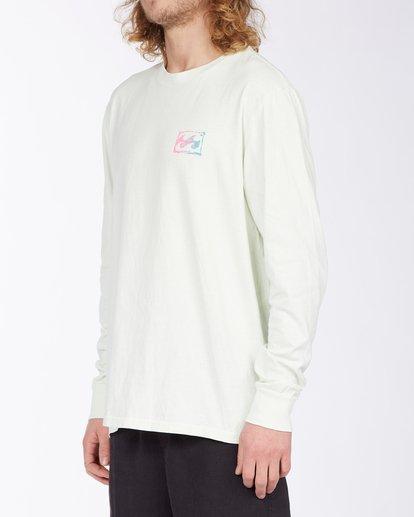 1 Crayon Wave Long Sleeve T-Shirt Multicolor MT433BCW Billabong