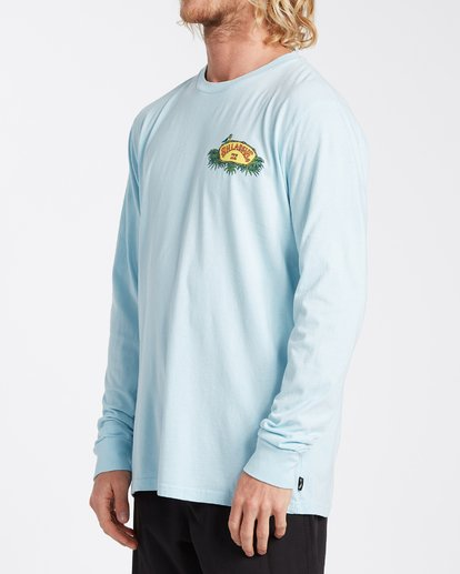 1 Marakesh Long Sleeve T-Shirt Blue MT433BMA Billabong