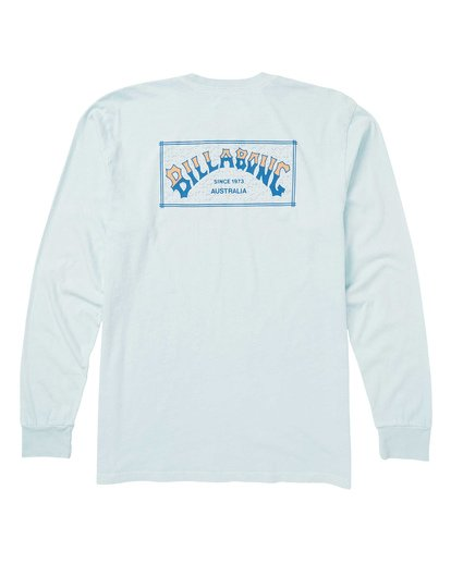 1 Arch Box Long Sleeve T-Shirt  MT43SBAB Billabong