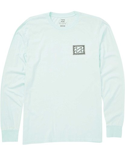 0 Nairobi Long Sleeve Tee Blue MT43TBNA Billabong