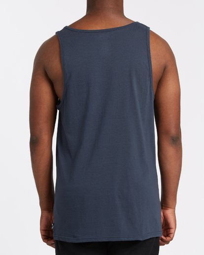 2 Avenue Tank Blue MT832BAV Billabong