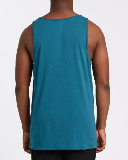 2 Spinner Tank Blue MT832BSP Billabong