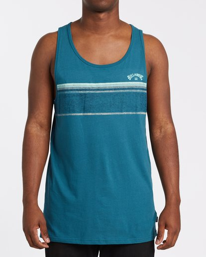 0 Spinner Tank Blue MT832BSP Billabong