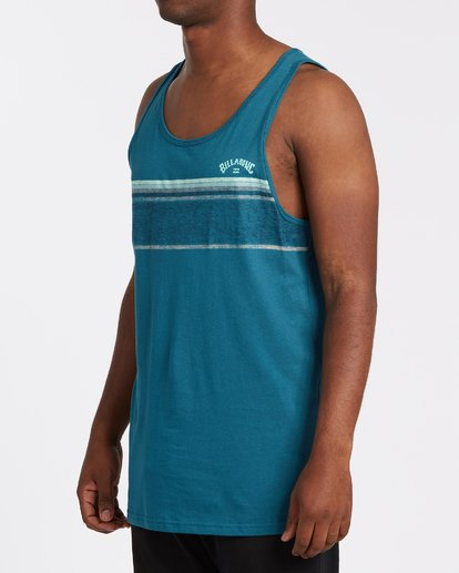 1 Spinner Tank Blue MT832BSP Billabong