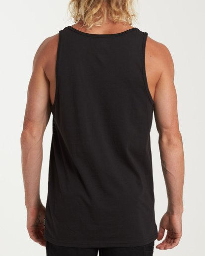 2 Lowtide Tank Black MT83WBLT Billabong