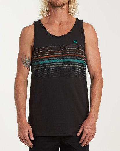 0 Lowtide Tank Black MT83WBLT Billabong