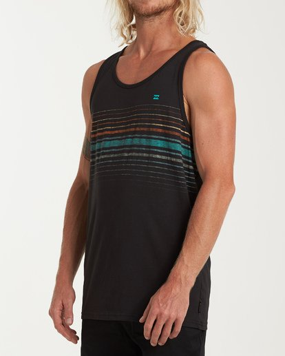 1 Lowtide Tank Black MT83WBLT Billabong