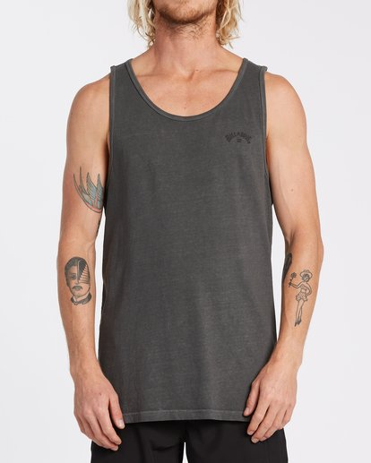 0 Arch Wave Tank White MT842BAW Billabong