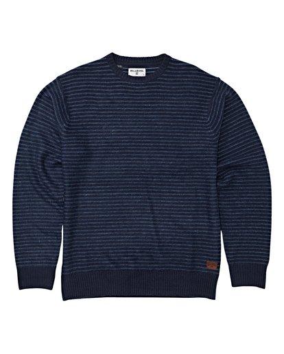 5 Rambler Crewneck Knit Blue MV03VBSC Billabong