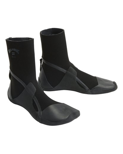 0 3mm Absolute Boot Black MWBO3BA3 Billabong