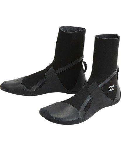1 5mm Absolute Boot Black MWBO3BA5 Billabong