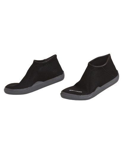 2 Tahiti 2mm Reef Walk Boot Black MWBONBRW Billabong
