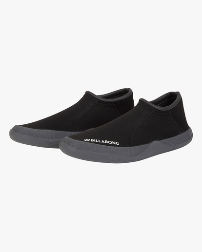 1 Tahiti 2mm Reef Walker Boot Black MWBONBRW Billabong