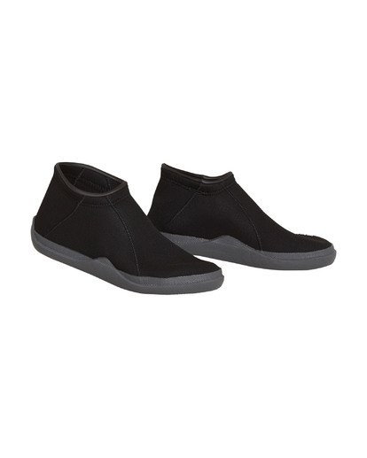 2 Tahiti 2mm Reef Walker Boot Black MWBONBRW Billabong