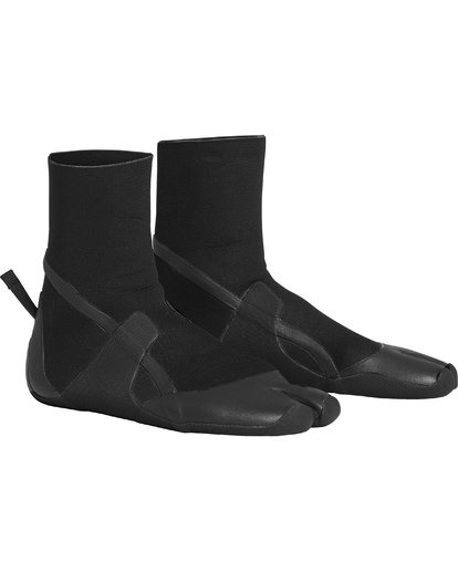 1 5mm Absolute Split Toe Boot Black MWBOQBA5 Billabong