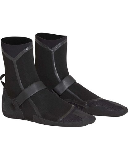 0 5mm Furnace Carbon Ultra Split Toe Boot Black MWBOQBX5 Billabong