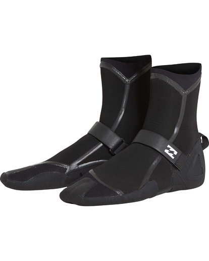 1 7mm Furnace Carbon Ultra Split Toe Boot Black MWBOQBX7 Billabong