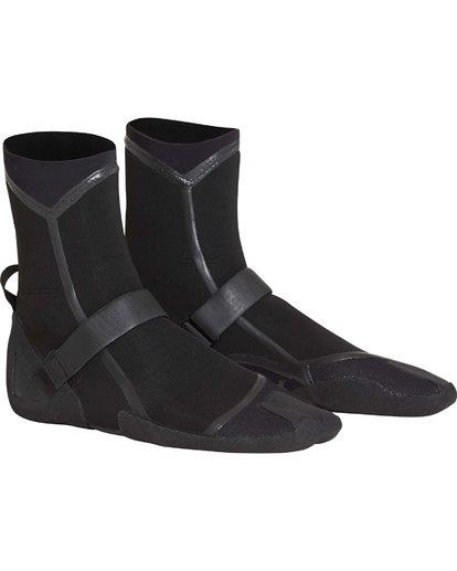 3 7mm Furnace Carbon Ultra Split Toe Boot Black MWBOQBX7 Billabong