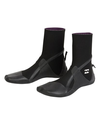 0 3mm Absolute Boot Black MWBOVBA3 Billabong