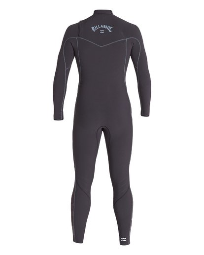4 3/2 Revolution Pro Chest Zip Fullsuit Black MWFU1BP3 Billabong