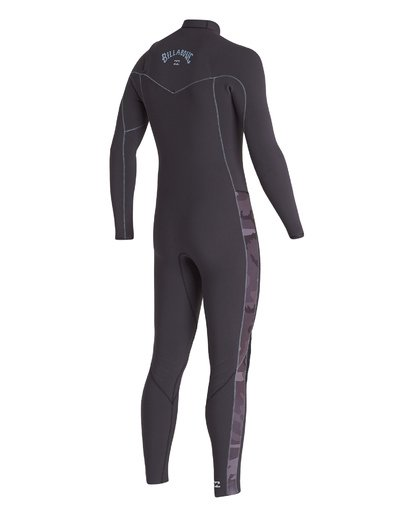 3 3/2 Revolution Pro Chest Zip Fullsuit Black MWFU1BP3 Billabong