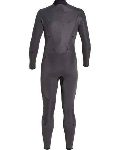 9 4/3 Absolute Back Zip Wetsuit Blue MWFU3BA4 Billabong