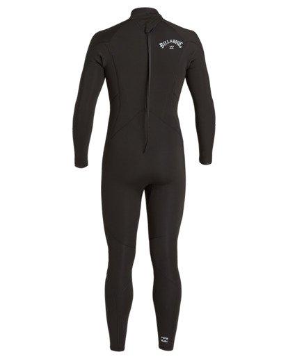4 5/4 Absolute Back Zip Wetsuit Black MWFU3BA5 Billabong