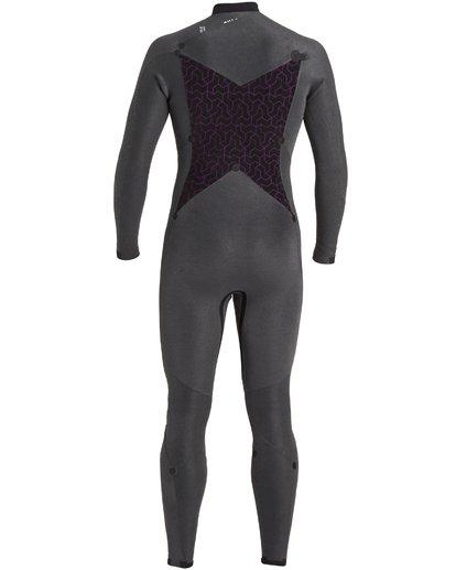 9 3/2 Absolute Chest Zip Wetsuit Black MWFU3BC3 Billabong