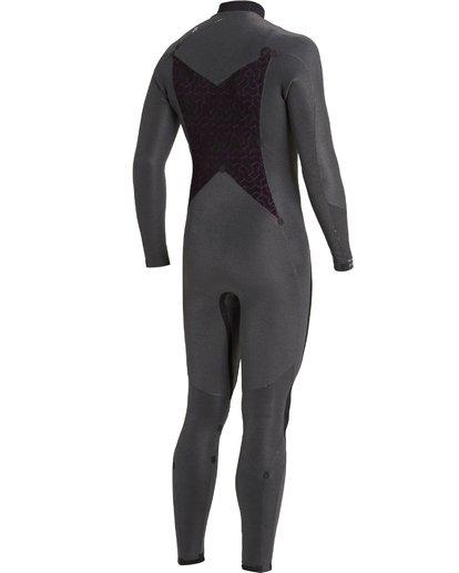 8 3/2 Absolute Chest Zip Wetsuit Black MWFU3BC3 Billabong