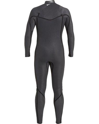 7 3/2 Revolution Pro Chest Zip Wetsuit Black MWFU3BP3 Billabong