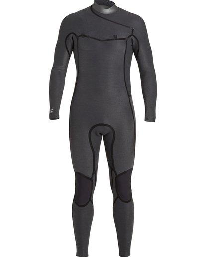 5 3/2 Revolution Pro Chest Zip Wetsuit Black MWFU3BP3 Billabong