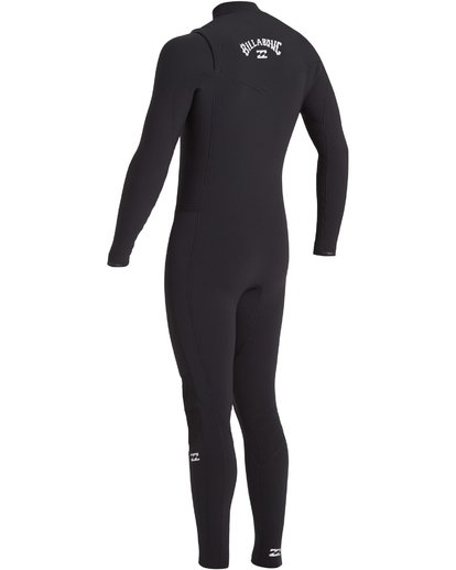 2 3/2 Revolution Pro Chest Zip Wetsuit Black MWFU3BP3 Billabong