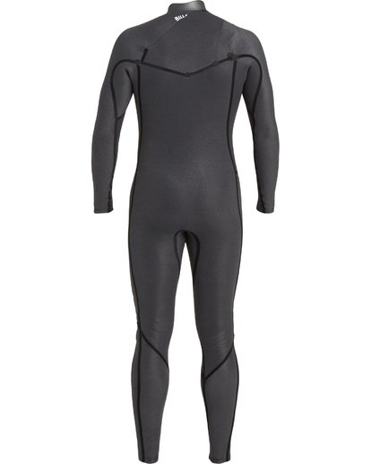 7 3/2 Revolution Pro Chest Zip Wetsuit Black MWFU3BP3 Billabong