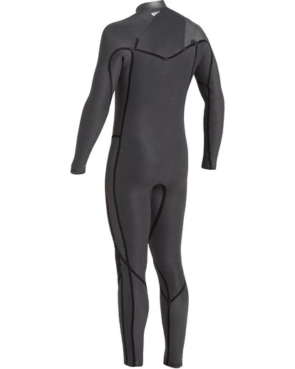 6 3/2 Revolution Pro Chest Zip Wetsuit Black MWFU3BP3 Billabong