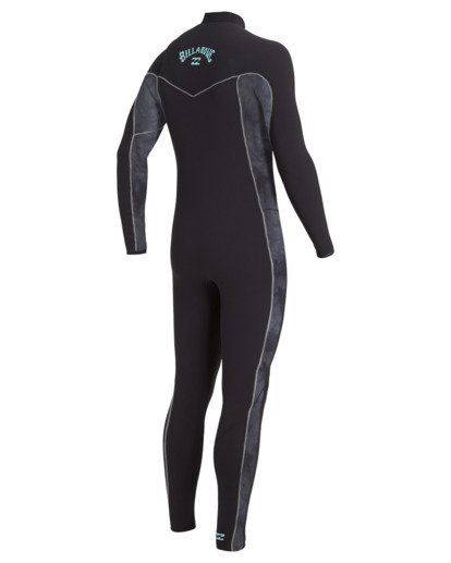 2 3/2 Revolution Pro Chest Zip Wetsuit Black MWFU3BP3 Billabong