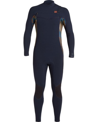 1 3/2 Revolution Pro Chest Zip Wetsuit Blue MWFU3BP3 Billabong