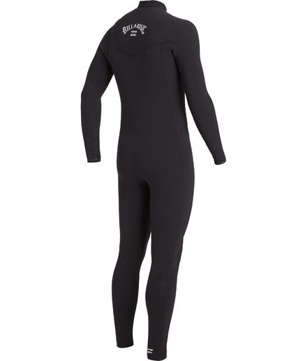 2 4/3 Revolution Pro Chest Zip Wetsuit Black MWFU3BP4 Billabong