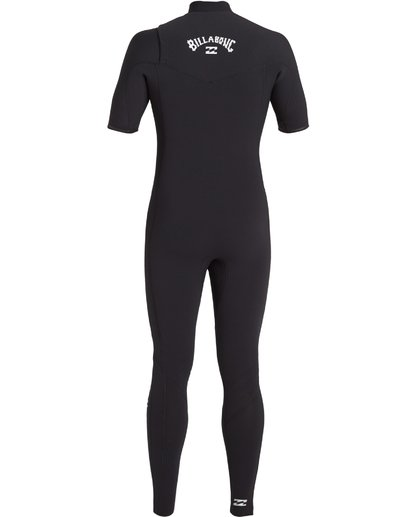 3 2/2 Revolution Pro Chest Zip Wetsuit Black MWFU3BS2 Billabong