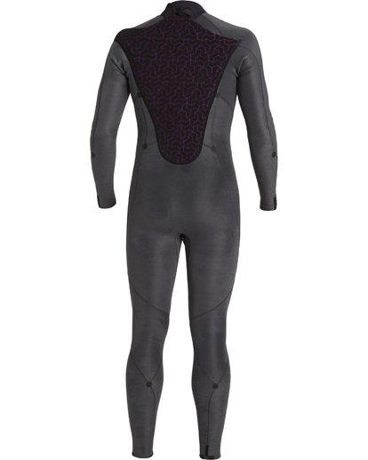 9 4/3 Absolute+ Back Zip Wetsuit Black MWFU3BX4 Billabong