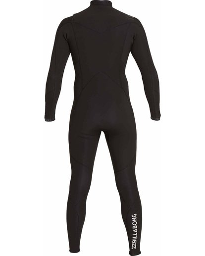 3 403 Absolute Comp Chest Zip Fullsuit Black MWFULAC4 Billabong