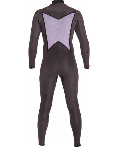 7 403 Absolute Comp Chest Zip Fullsuit Black MWFULAC4 Billabong