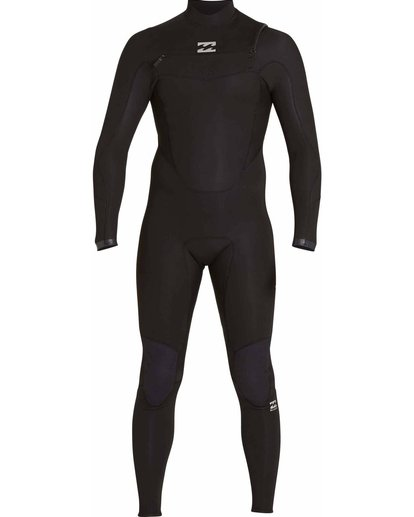 1 403 Absolute Comp Chest Zip Fullsuit Black MWFULAC4 Billabong